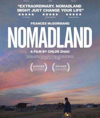 Nomadland capitalising on Western guilt of capitalism