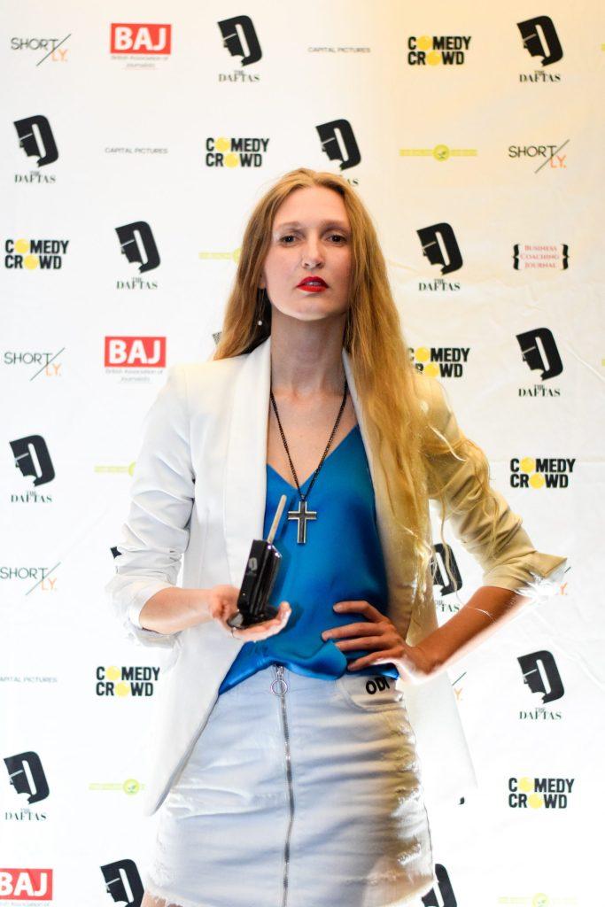 Founder of the DAFTAS Tamara Orlova © Kimberley SE