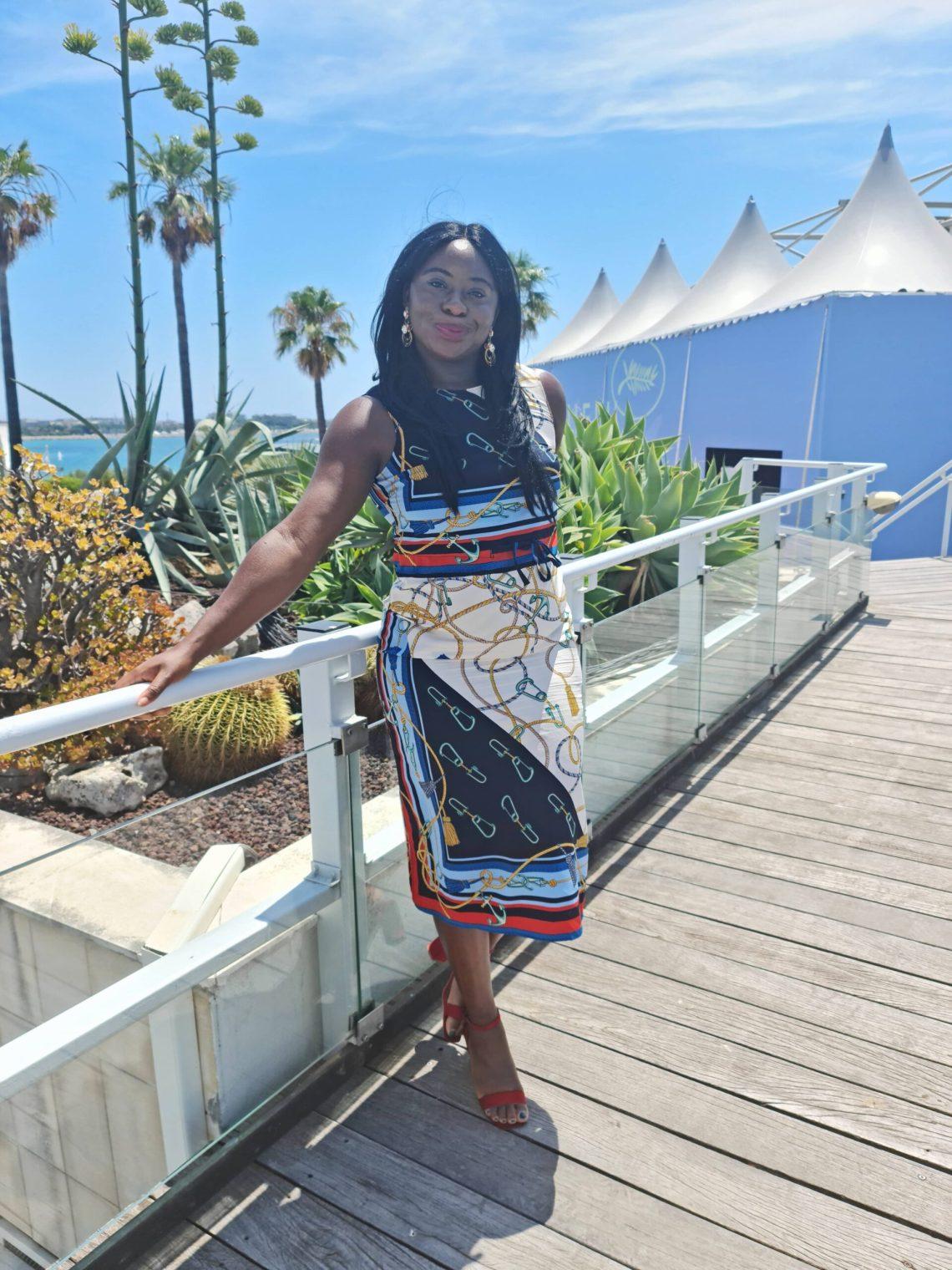 Stephanie Takyi, Daily Mail journalist