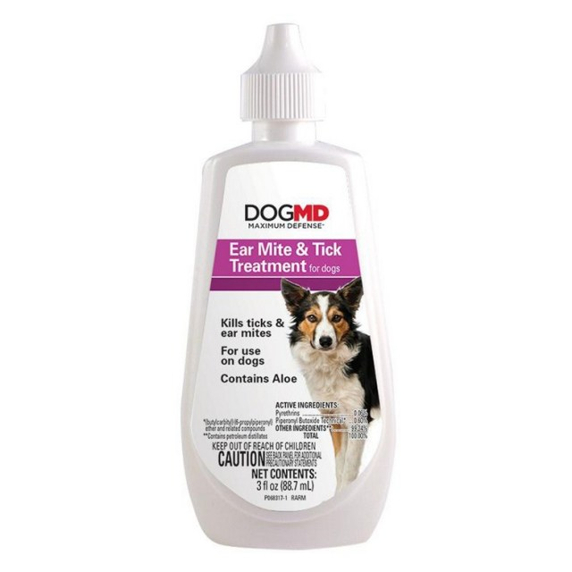 Ear Mite Treatment For Cats And Dogs