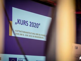 ESIF 2015 // Kurs 2020