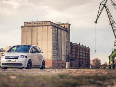 Audi A2 1.8t OEMplus