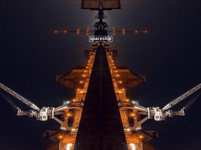 Spaceship / Wissenschaftshafen Magdeburg
