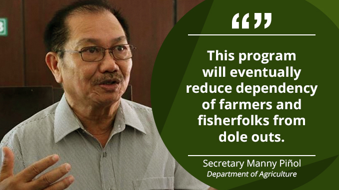 Credit Program for Farmers and Fisherfolks Launched – PIÑOL