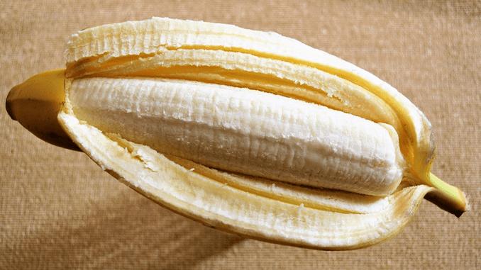 Never Throw Banana Peels Immediately