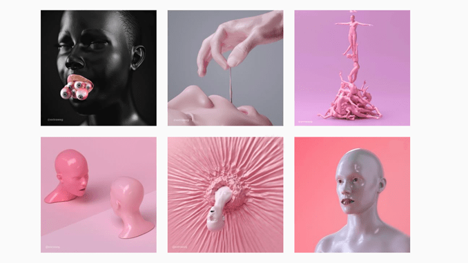 AMAZING ABSTRACT ANIMATIONS
