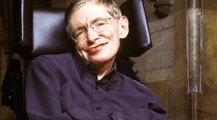 HAWKING: DEFYING TIME