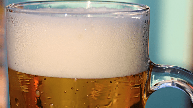 WHY DRINKING BEER CAN BE GOOD FOR YOU