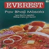 everest pav bhaji masala 100gm 200