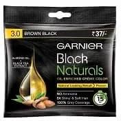 granier natural black, garnier hair colour