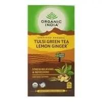 organic India Tulsi, tulsi , green tea
