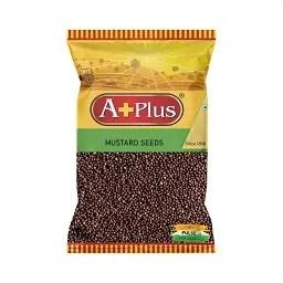 a plus sarson black mustard seed 100g