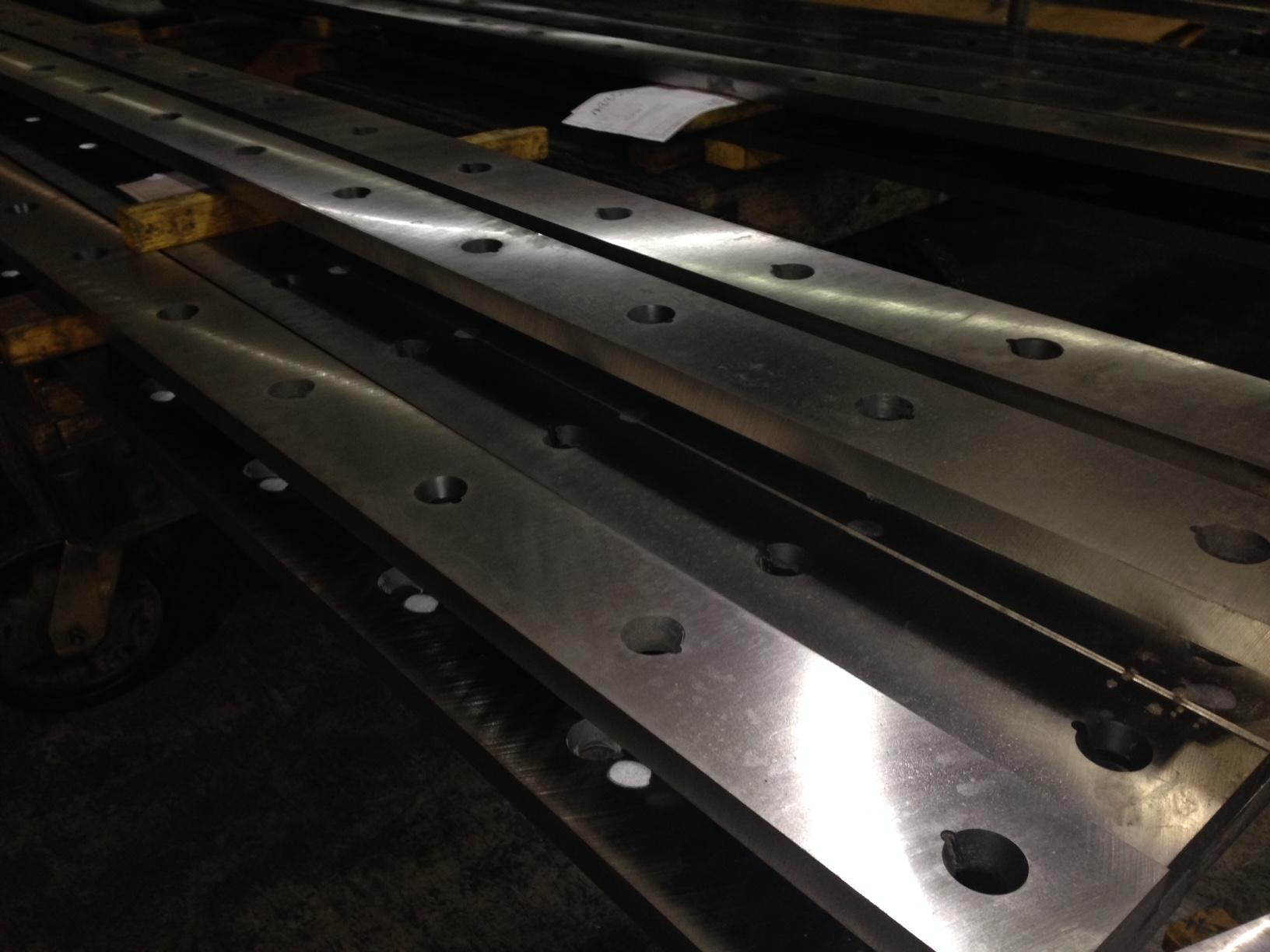 Metal Shear Blades