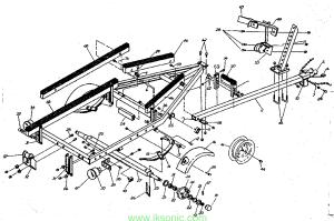 Boat Trailer Parts  IKSonic Leading Manufacturer Supplier