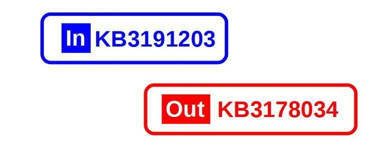 2016年10月Windowsアップデートの先入れVista用KB3191203