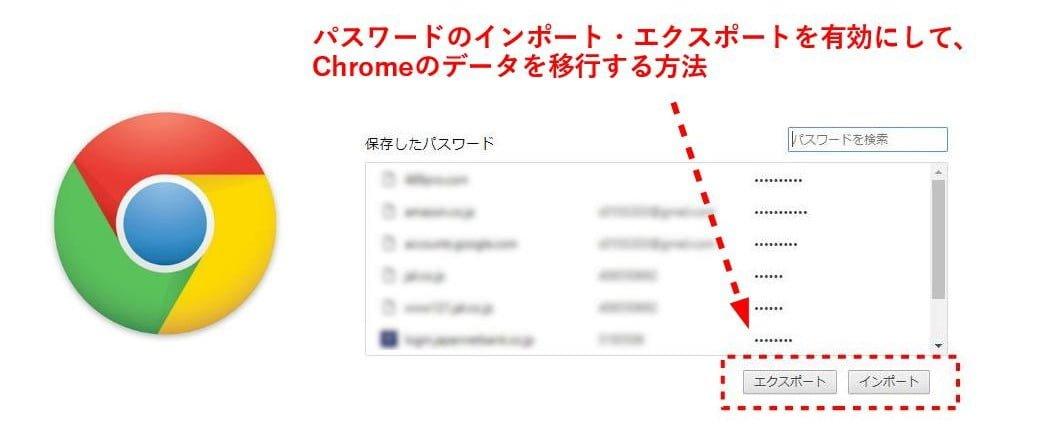 Chromeの設定と保存パスワードをオフラインで丸ごと移行する方法