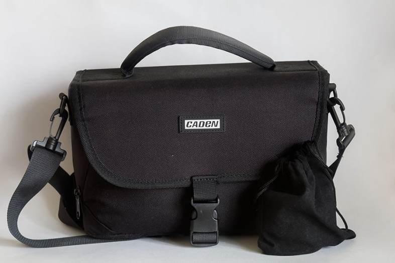 Torba za foto-aparat i zaštitno kućište za objektiv