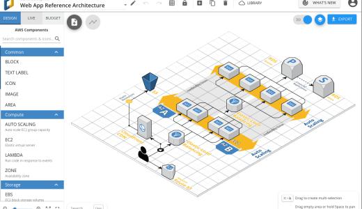 構成図を書くのに便利なWebサービス4選