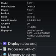 Sistem Android KitKat Oneplus One Indonesia