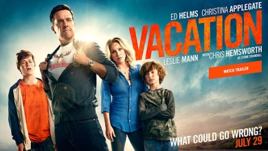 Review Cerita Film Vacation 2015