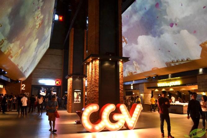 Pengalaman Nonton di Bioskop CGV BlitzMegaplex