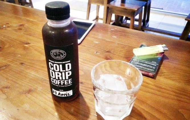 Kopi Cold brew bandar Lampung Amnesti Kopi