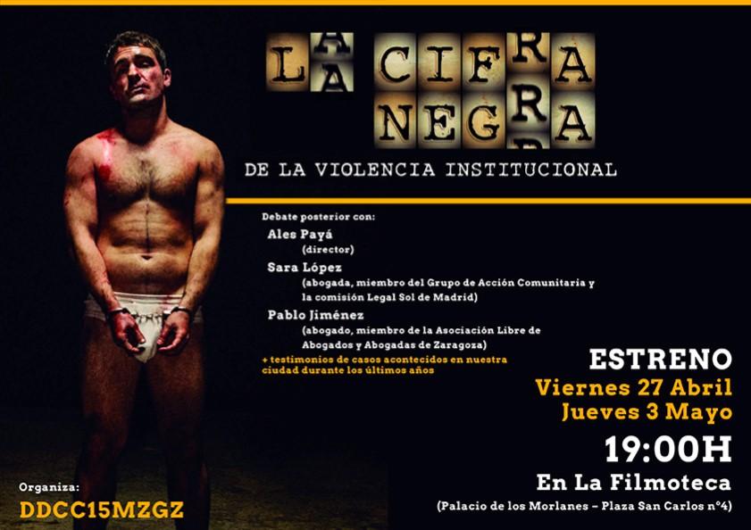 """La cifra negra"" disponible online"