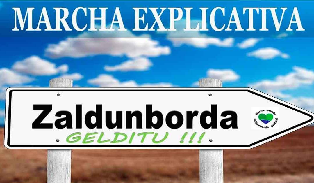 Marcha Zaldunborda