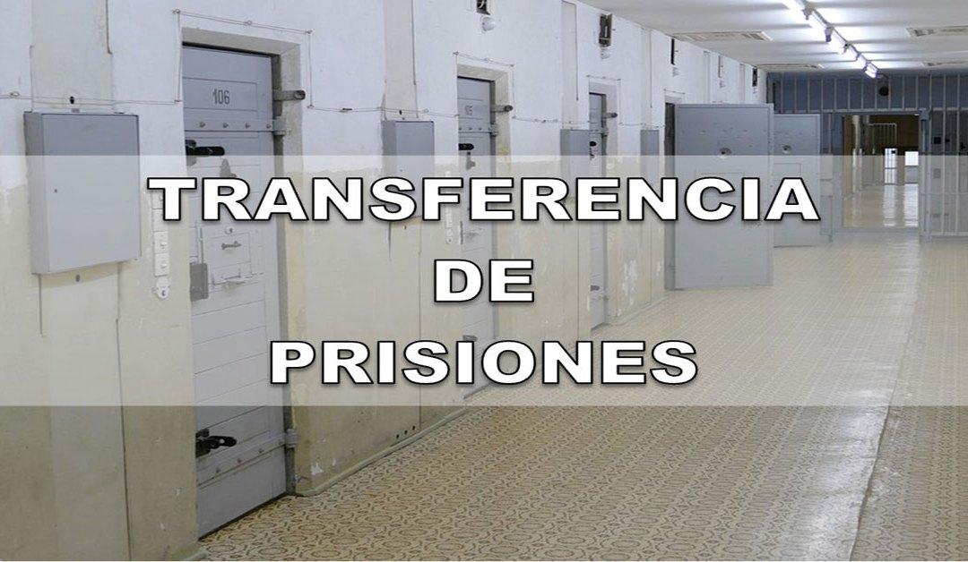 Transferencia de prisiones a Euskadi