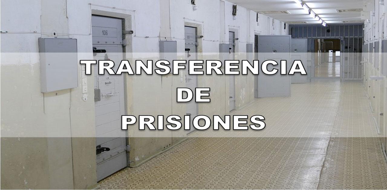 Transferencia de prisiones