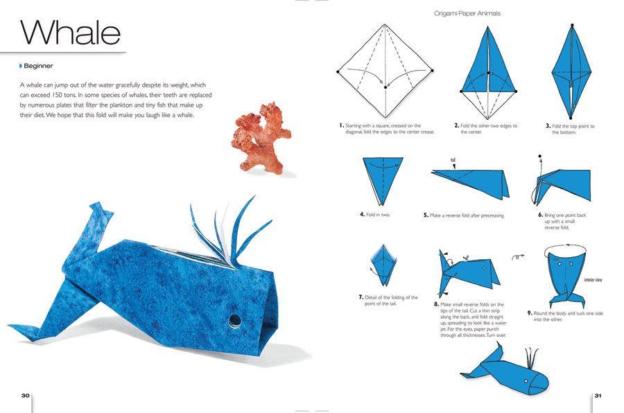 pokemon origami instructions step by step