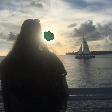 I explore the world!