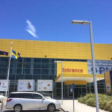 Lunchen bij de Australische Ikea