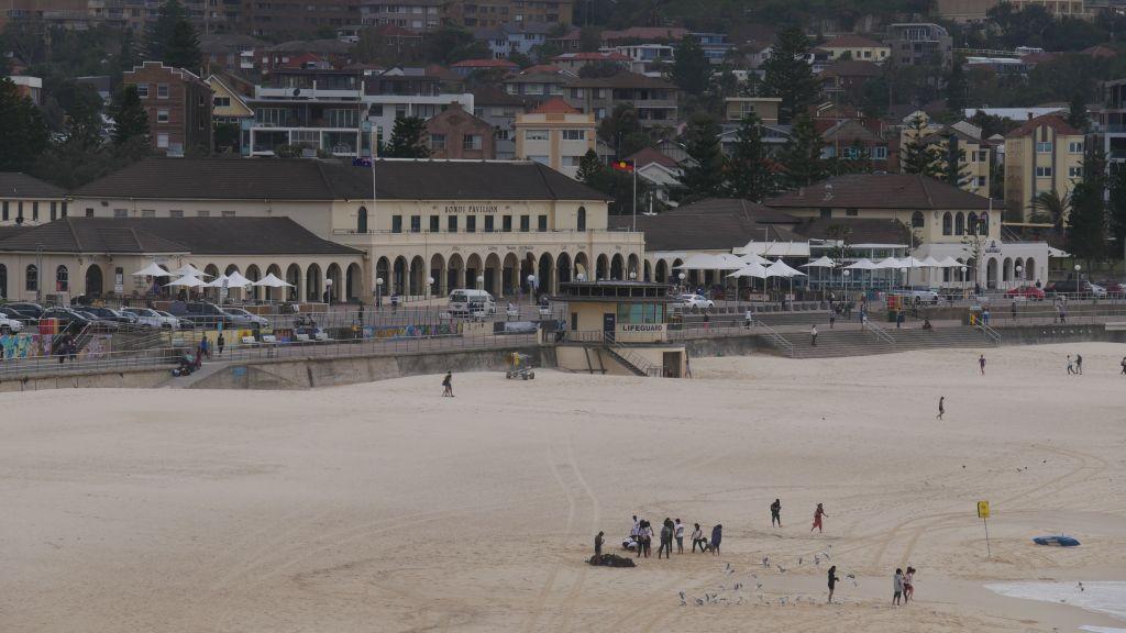 Bondi Beach Lifeguard gebouw