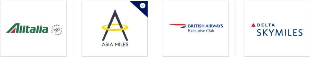 Membership Rewards punten uitgeven inspiratie American Express AMEX 1