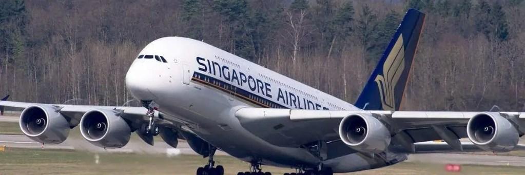 Singapore Airlines Spontaneous Escapes