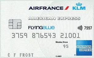 American Express Flying Blue entry credit card krediet kaart AMEX instap