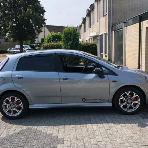 Ikwileensticker.nl Auto