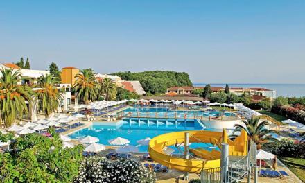 Heerlijke 6 daagse last minute zonvakantie naar Corfu met verblijf in een prachtig 5* Resort & Spa