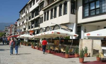 8 dagen zonnig Struga (Macedonië)