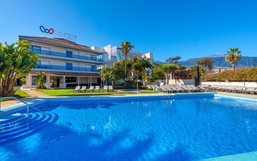 Last minute Tenerife, heerlijke zonvakantie aanbieding | januari 4* hotel vanaf 395,-