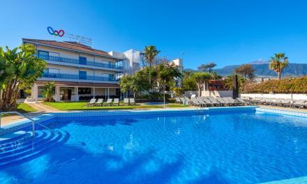 Last minute Tenerife, heerlijke zonvakantie aanbieding   januari 4* hotel vanaf 395,-