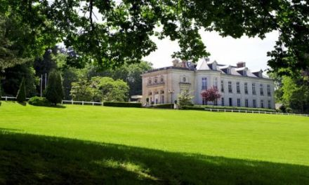 Dagaanbieding – 3 dagen 4*-kasteelhotel nabij Chantilly en Parijs incl. diner en meer!