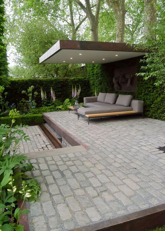 Backyard Patios Budget