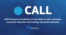 Πρόσκληση υποβολής αιτήσεων για Διαπίστευση Erasmus στους Τομείς της Εκπαίδευσης Ενηλίκων, Επαγγελματικής Εκπαίδευσης και Κατάρτισης και Σχολικής Εκπαίδευσης