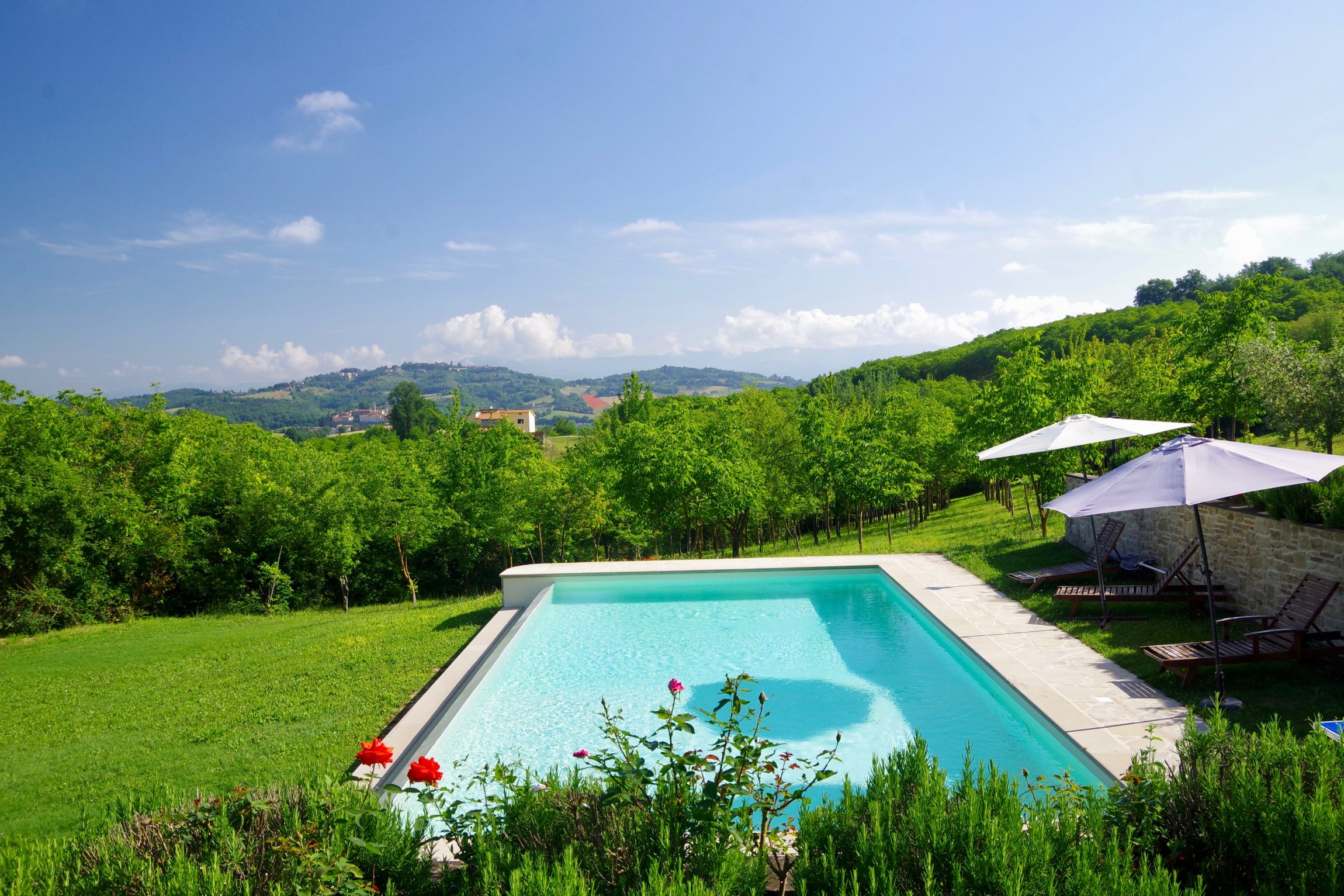 Infinity Swimming Pool Il Palazzetto