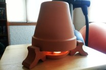 How To Make Your Clay Pot Heater