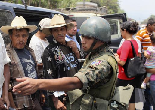 ILAC informe sobre el Estado de Derecho en Guatemala
