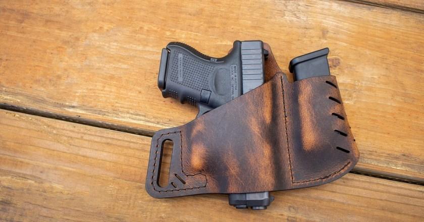 Top Benefits of Using a Gun Holster