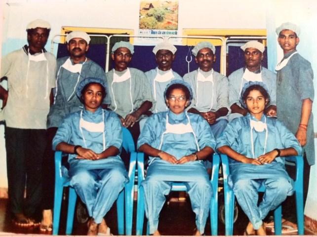 LTTE MED 2 இறுதிவரை உறுதியுடன் பணி செய்த தமிழீழ மருத்துவத்துறை-அருண்மொழி
